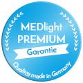 MEDlight Premium Garantie